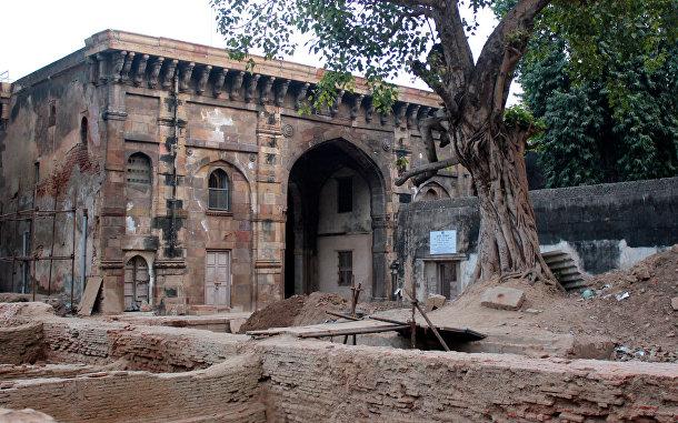 Исторический город Ахмадабад, Индия