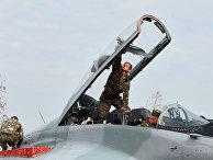 Военные учения в Белоруссии
