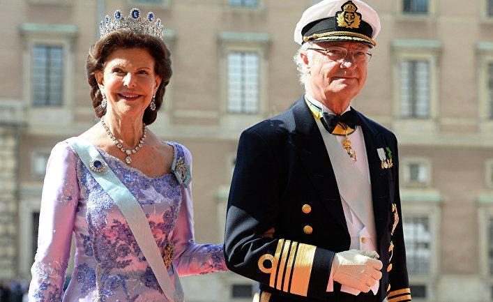МИД критикуют: король ездил в Москву с неофициальным визитом | Политика | ИноСМИ - Все, что достойно перевода