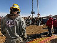 Добыча сланцевой нефти в Колорадо, США
