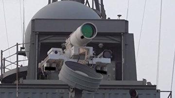 ВМС США испытали лазерную пушку