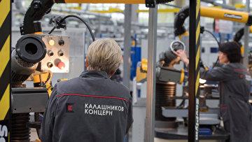 Рабочая поездка президента РФ В. Путина в Ижевск