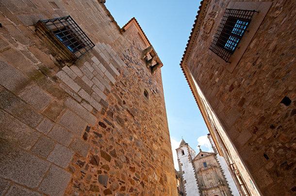 Касерес, Эстремадура, Испания