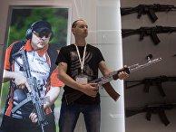 """Магазин концерна """"Калашников"""" открылся в аэропорту """"Шереметьево"""""""