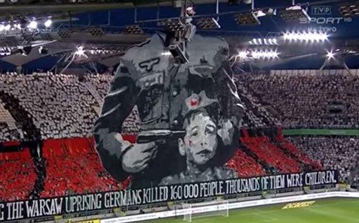 УЕФА вводит цензуру на память?