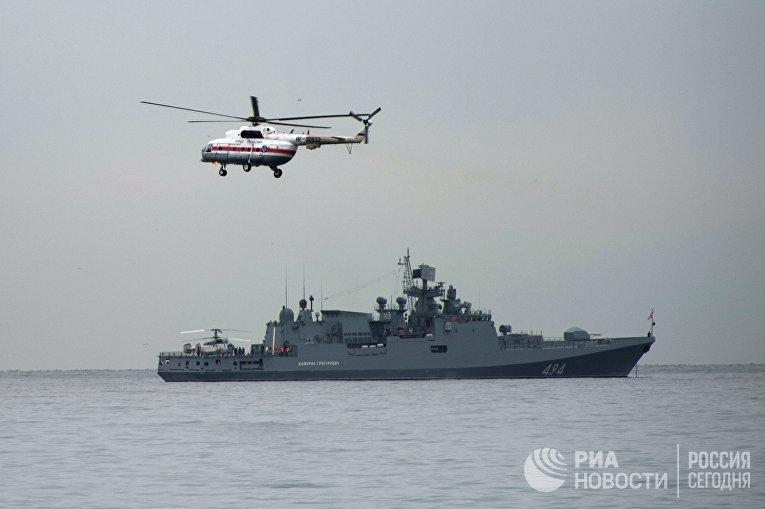 Сторожевой корабль «Адмирал Григорович»