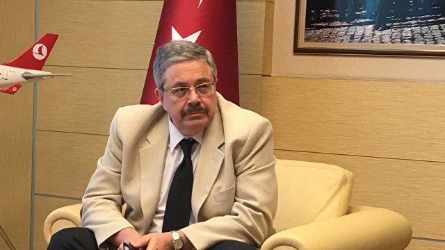 Anadolu (Турция): послу России в Анкаре Ерхову была передана обеспокоенность Турции по поводу атак в Сирии