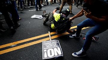 Акции протеста в Шарлоттсвилле (штат Виргиния)