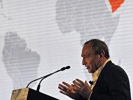 Американский политолог, основатель и директор частной разведывательно-аналитической организации «Стретфор» Джордж Фридман