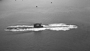 Подводная лодка в походе