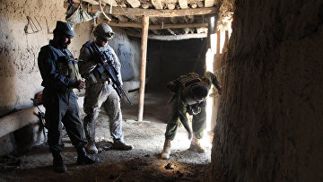 Солдат, Афганистан