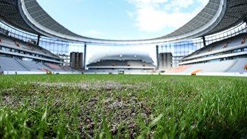 Реконструкция Центрального стадиона в Екатеринбурге