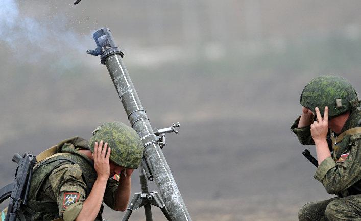 """Военный форум """"Армия-2017"""" в Ростовской области"""