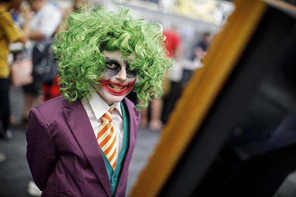 Джокер из «Бэтмена»