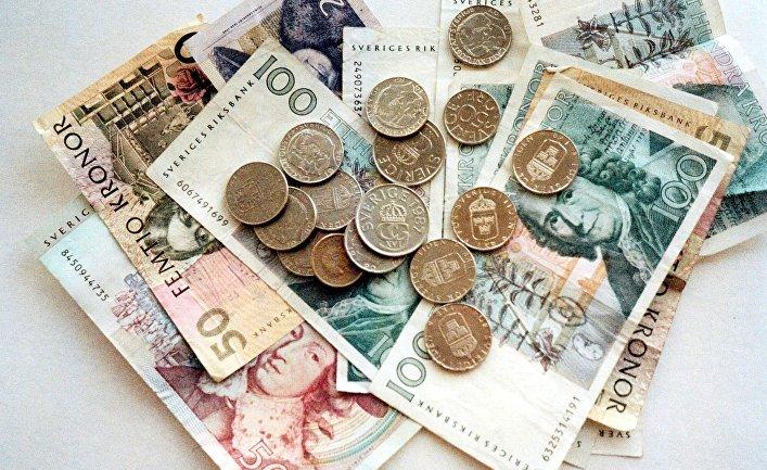 Швеция может стать первой страной без наличных денег