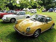 """Выставка """"Porsche Classics at the Castle"""" в Лондоне"""