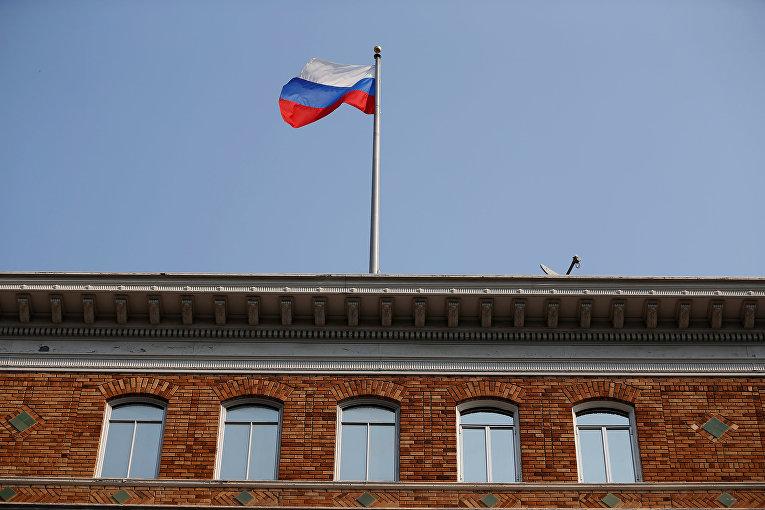 Здание Генерального консульства Российской Федерации в Сан-Франциско