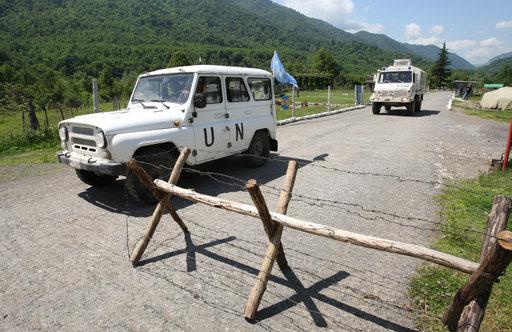 Военные наблюдатели ООН