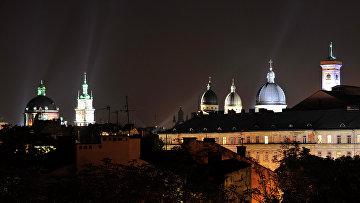 Западная Украина, город Львов
