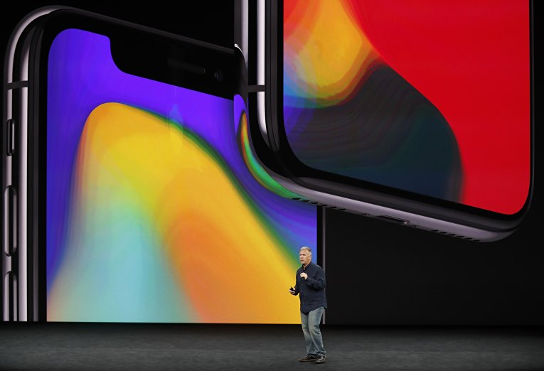 Презентация Apple Iphone X
