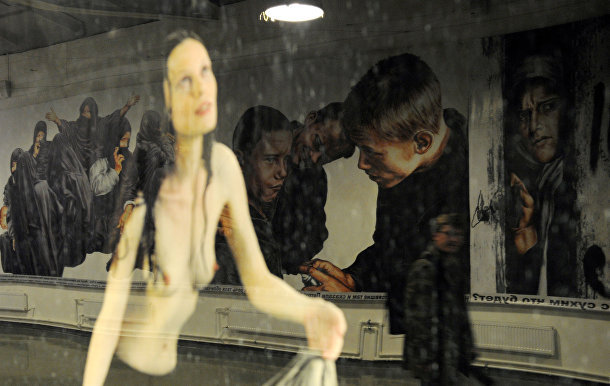 Открытие выставки Марата Гельмана Icons