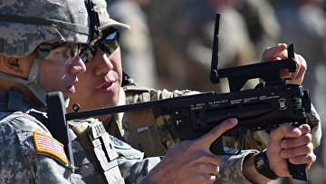Огневая подготовка, Форт-Беннинг, США