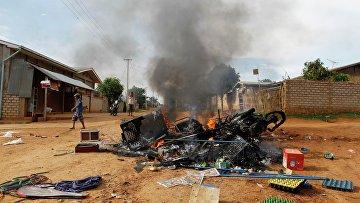 Последствия столкновений между буддистами и мусульманами в Мьянме