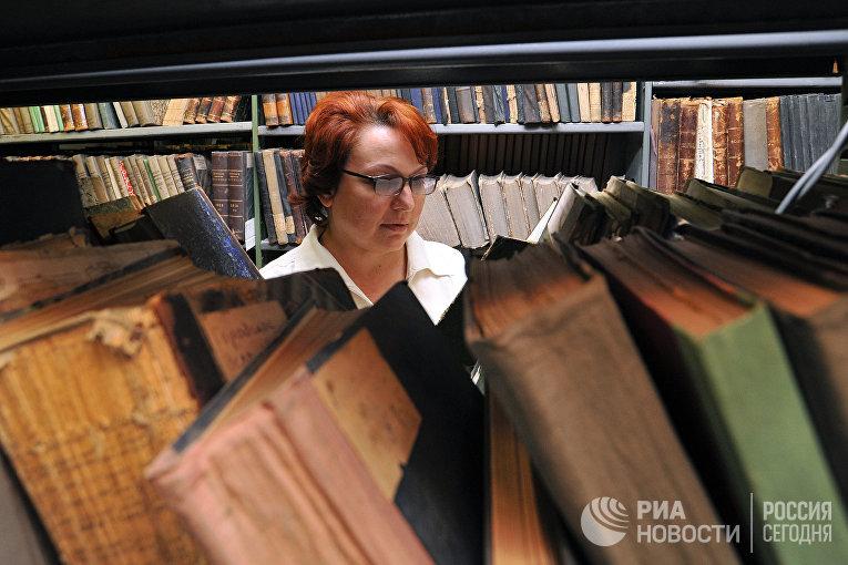 Работа Донской публичной библиотеки