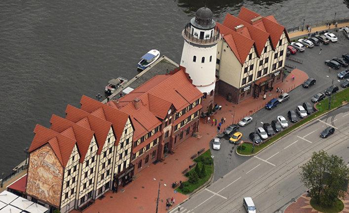 Gazeta Wyborcza (Польша): коронавирус отрезал Калининградскую область