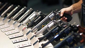 Магазин оружия в Лас-Вегасе