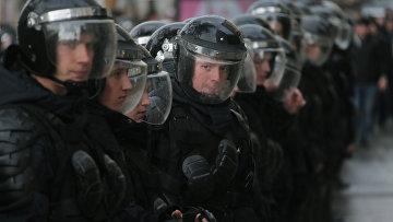 Несанкционированные акции протеста
