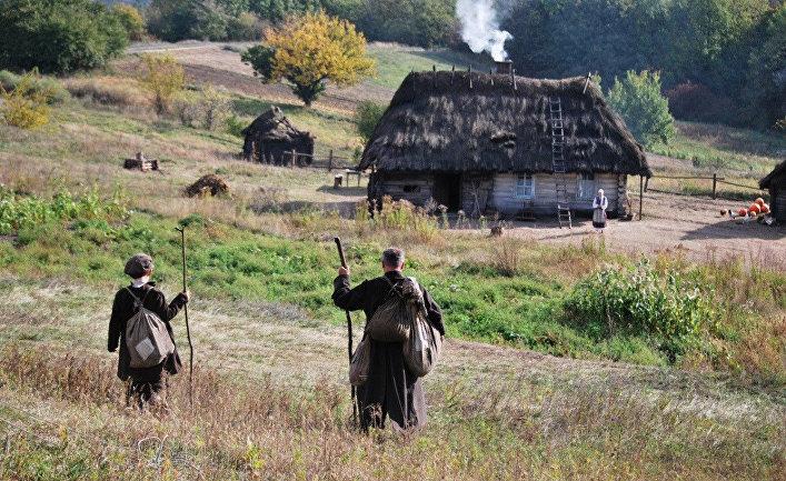 Кадр из фильма «Поводырь»