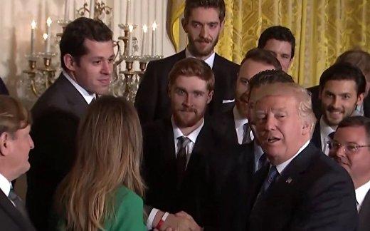 Монстр о двух головах в Белом доме