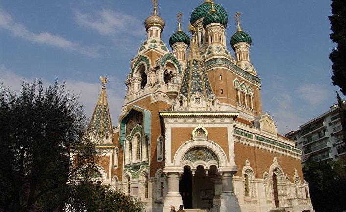 Собор святителя Николая Чудотворца в Ницце