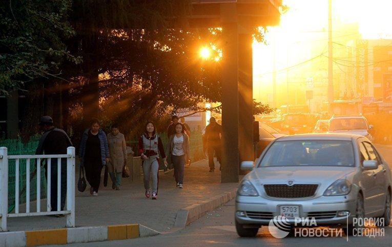 Города мира. Улан-Батор