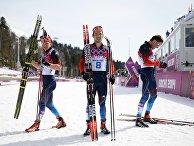 Олимпиада 2014. Лыжные гонки. Мужчины. Масс-старт