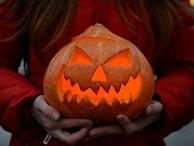Празднование Хэллоуина в Новосибирске
