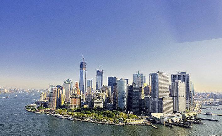 Бизнес-центры Нью-Йорка