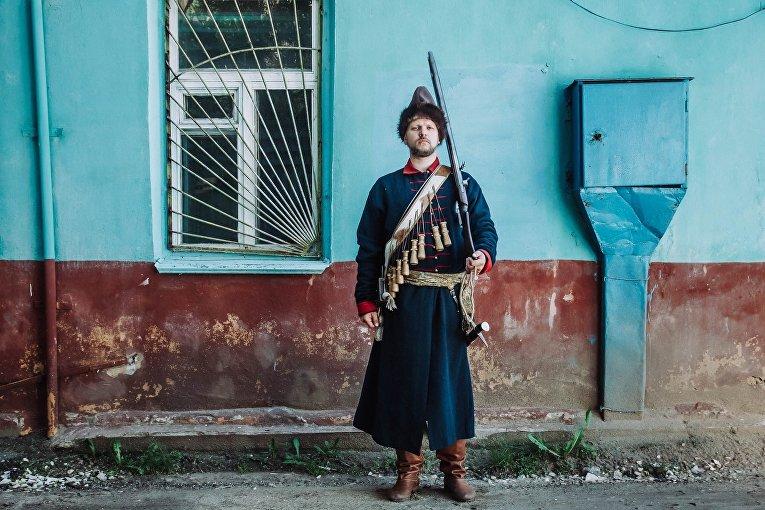 Игорь, 37 лет: московский стрелец, XVII век