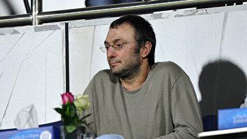 Миллиардер Сулейман Керимов