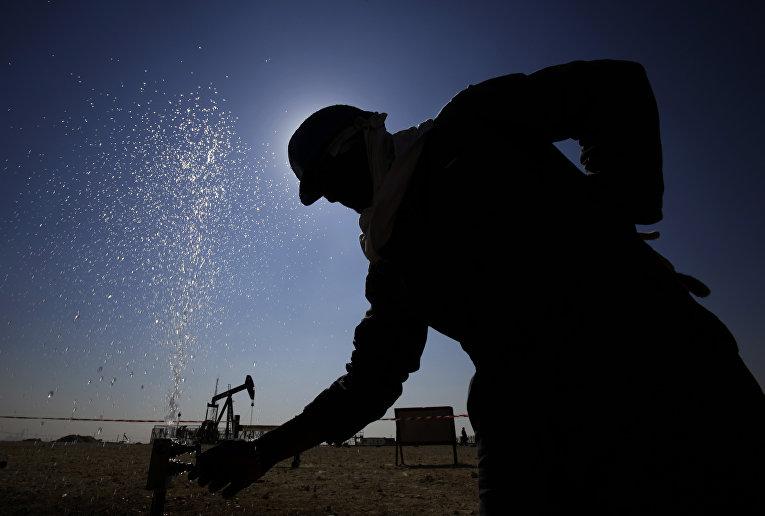 Добыча нефти на Ближнем Востоке