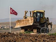 Турецкие войска эвакуируют гробницу Сулеймана Шаха
