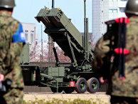 Cистема противовоздушной и противоракетной обороны Patriot PAC-3 в Токио
