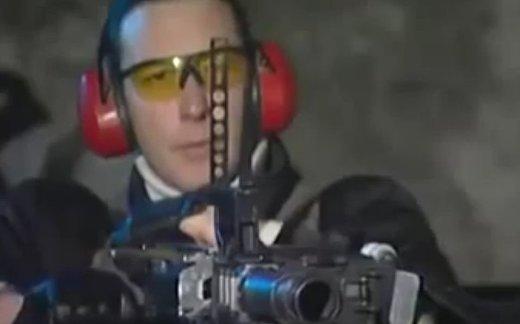 Автоматический гранатомет против «гибридов»