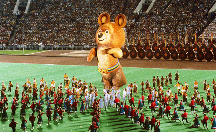 Летние олимпийские игры в россии доклад 8917