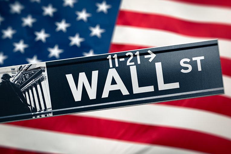 Уолл стрит