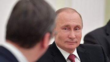 Avangarda (Босния и Герцеговина): в чем истинная причина визита Путина в Сербию?