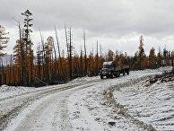 Республика Якутия. Архивное фото