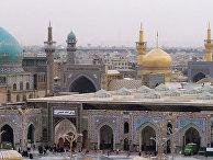 Город Мешхед в Иране