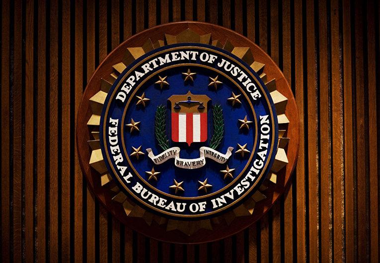 Логотип ФБР